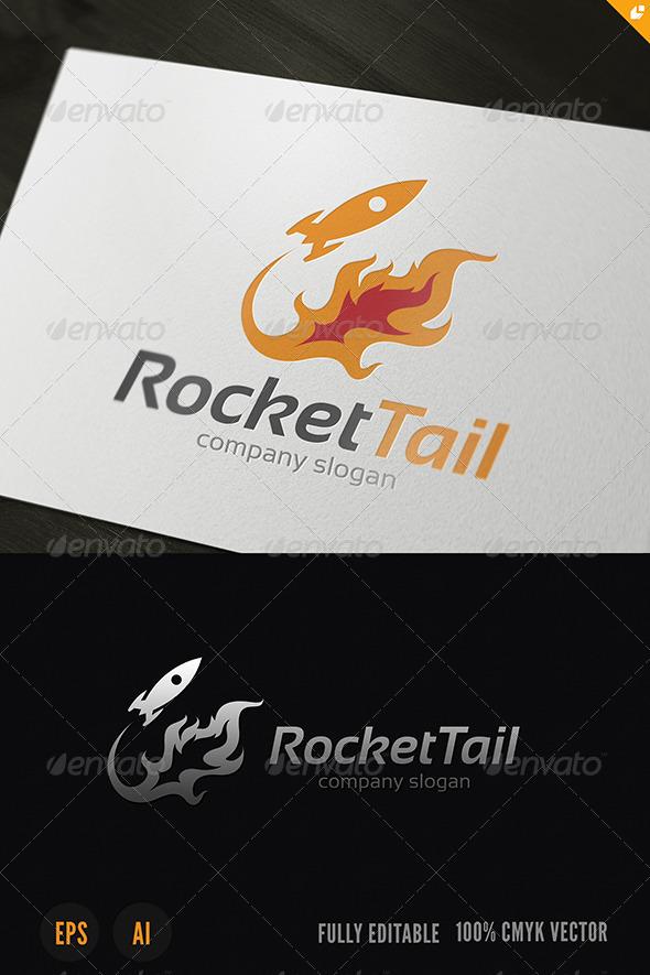 Rocket Tail Logo