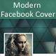 Modern Fb Timeline Cover V.2 - GraphicRiver Item for Sale