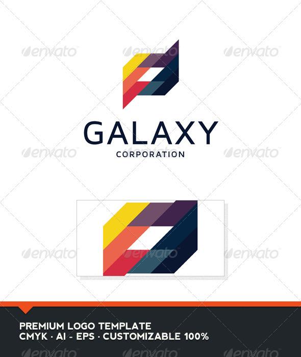 Galaxy - Abstract Logo Template