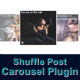 Builtapp Shuffle Post Carousel Plugin  - CodeCanyon Item for Sale