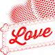 I Love You Round Frame Design - GraphicRiver Item for Sale