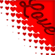 Raster Heart Vector Illustration - GraphicRiver Item for Sale