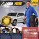 Auto Repair Flyer - GraphicRiver Item for Sale