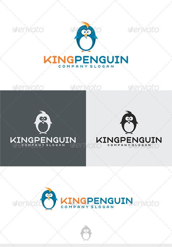 King Penguin Logo