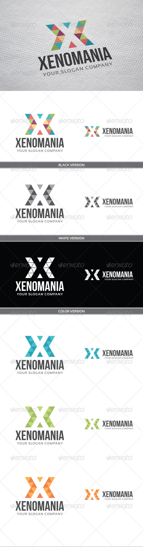 Xenomania Logo