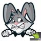 Logo Animals Rabbit  - GraphicRiver Item for Sale