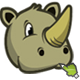 Logo Animals Rhino - GraphicRiver Item for Sale