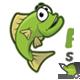 Logo Animals Fish - GraphicRiver Item for Sale