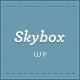 Skybox - Responsive Multipurpose WordPress Theme