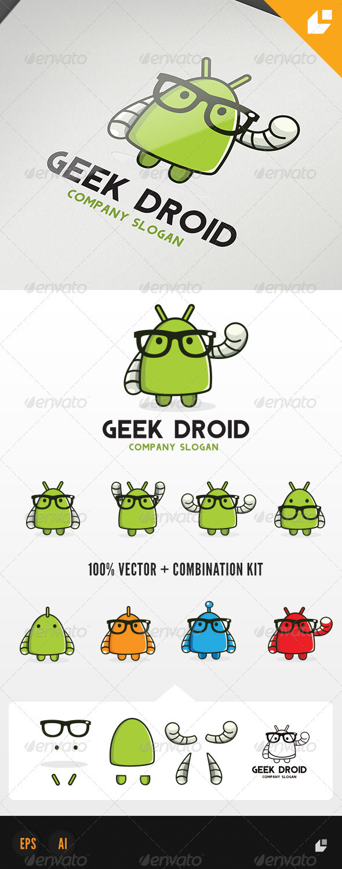 Geek Droid Logo