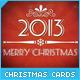 Retro Mini Cards for Christmas - GraphicRiver Item for Sale