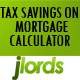 TAX SAVINGS ON MORTGAGE CALCULATOR - CodeCanyon Item for Sale