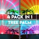 Led Tree Palm - VideoHive Item for Sale