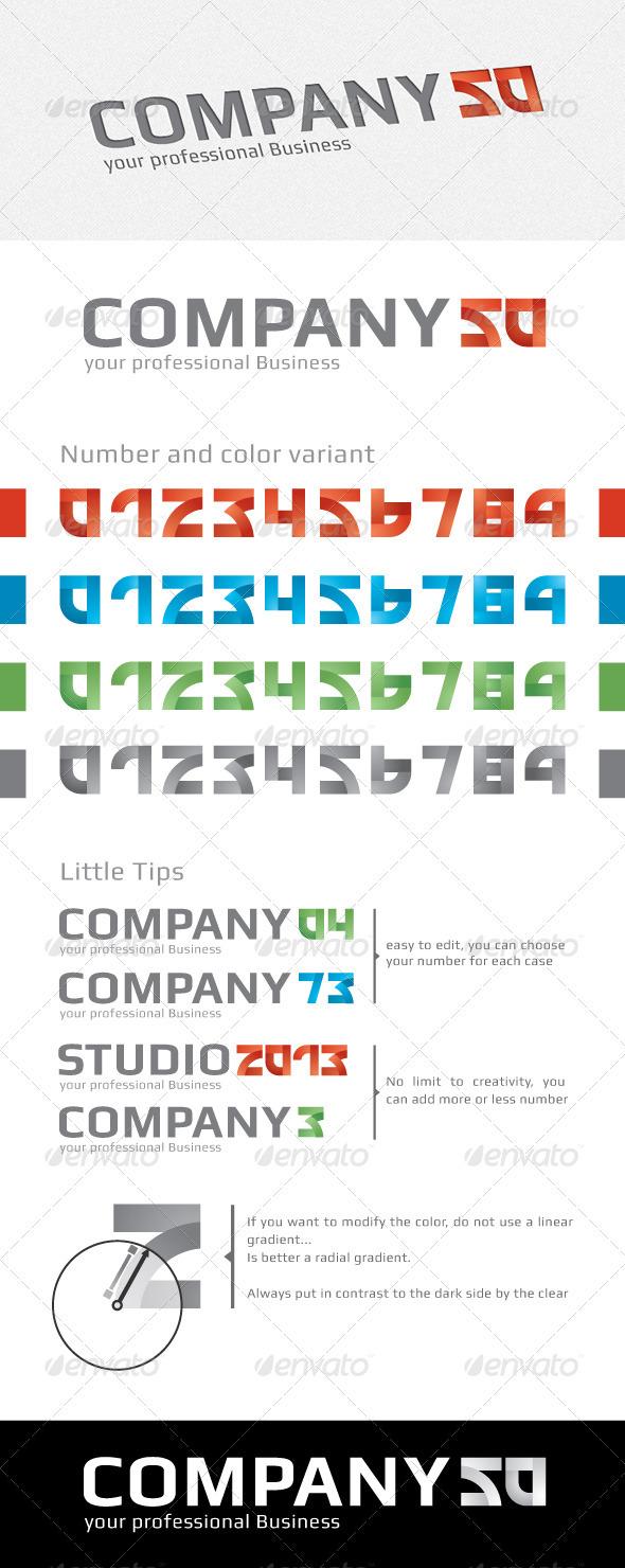 Logo Number Creator