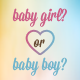 Girl or Boy - Fb Cover - GraphicRiver Item for Sale