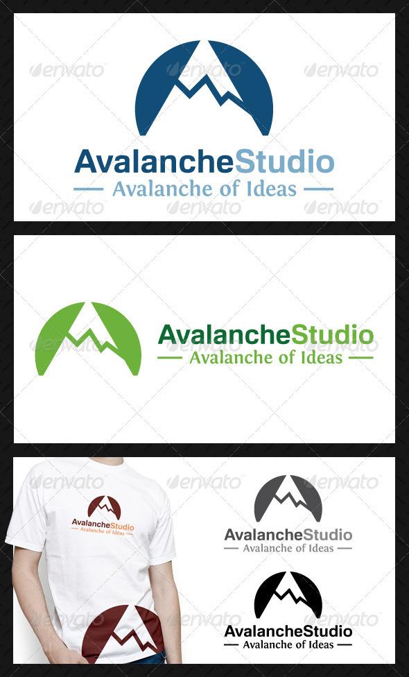 Avalanche Studio Logo Template