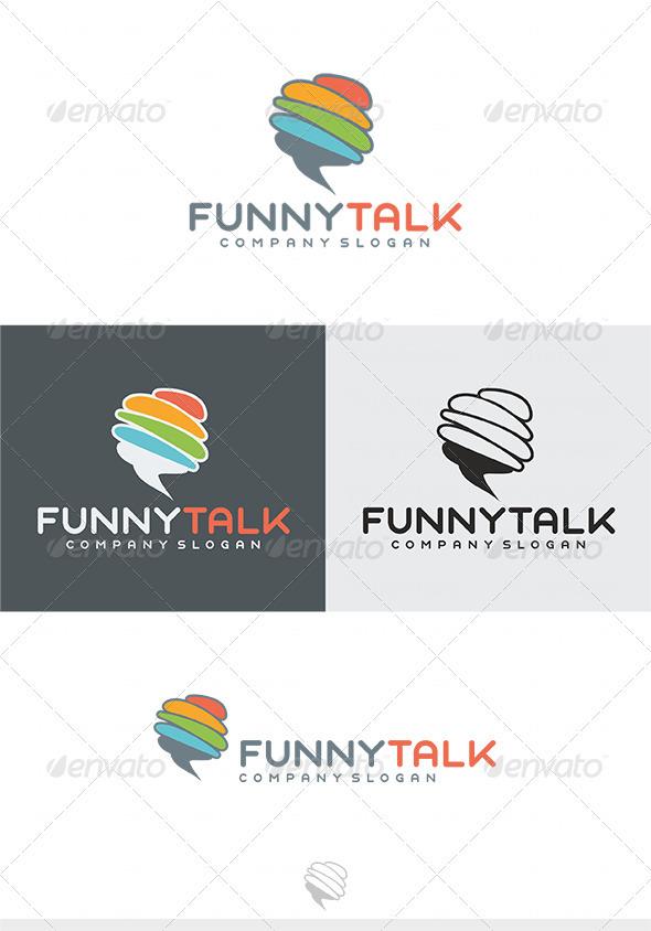 Funny Talk Logo