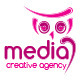 Owl Media Creative Agency - GraphicRiver Item for Sale