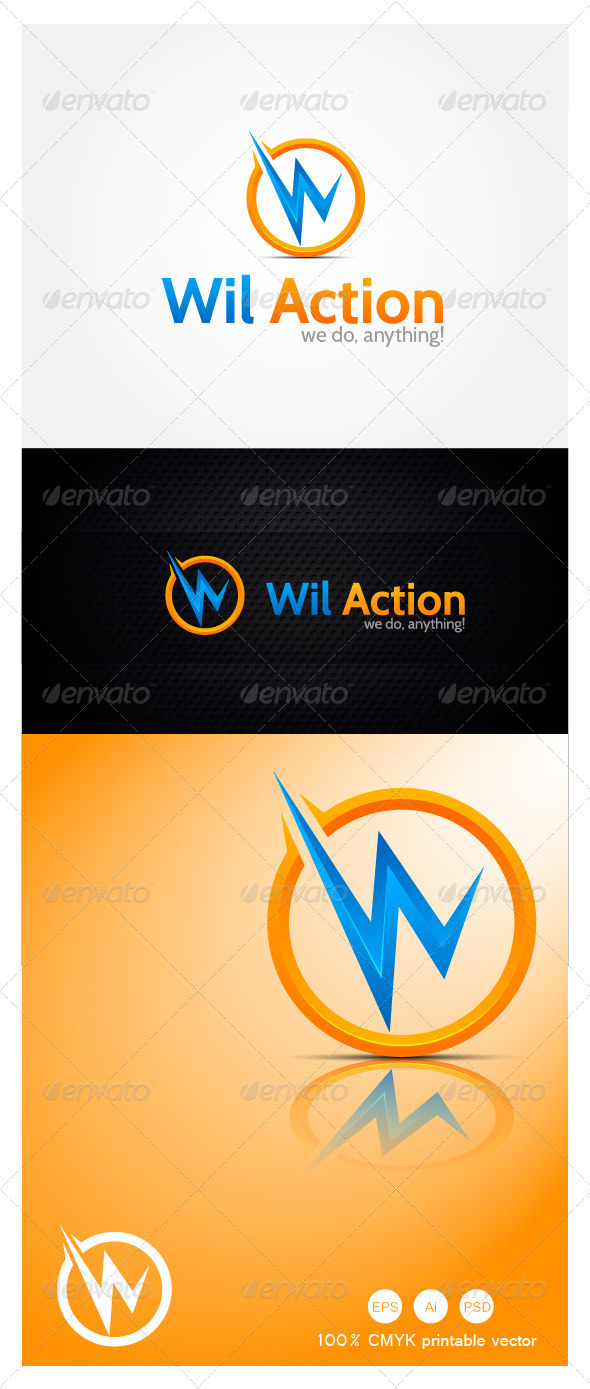 Will Action Logo