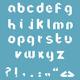 Origami Alphabet - GraphicRiver Item for Sale