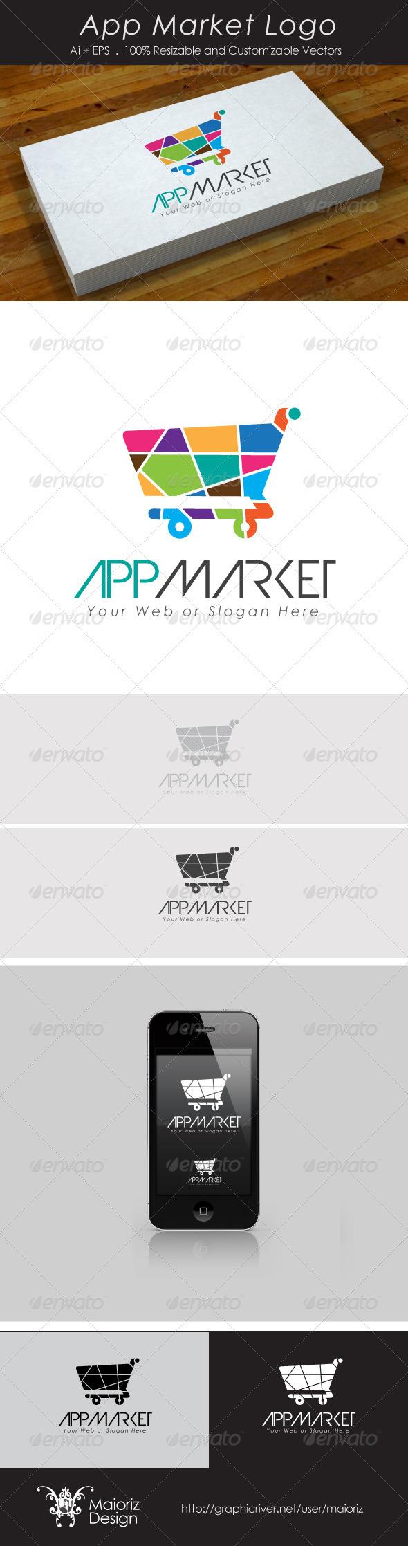 App Market Logo