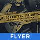 Vintage-Retro Rock Poster/Flyer - GraphicRiver Item for Sale