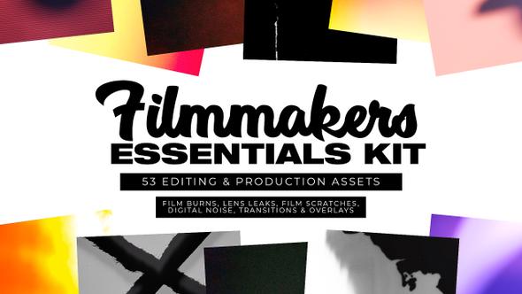 The Filmmakers Essentials Kit