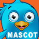 Blue Bird Mascot Kit - GraphicRiver Item for Sale