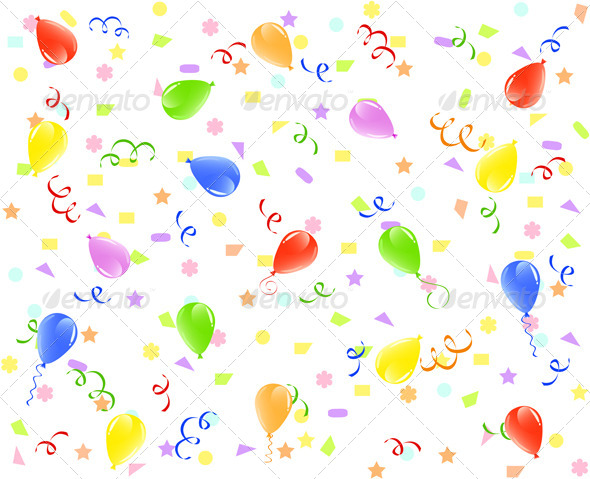 Birthday Vector Images from GraphicRiver (Page 9)