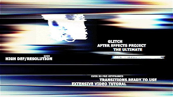 Glitch Video Effects & Stock Videos from VideoHive