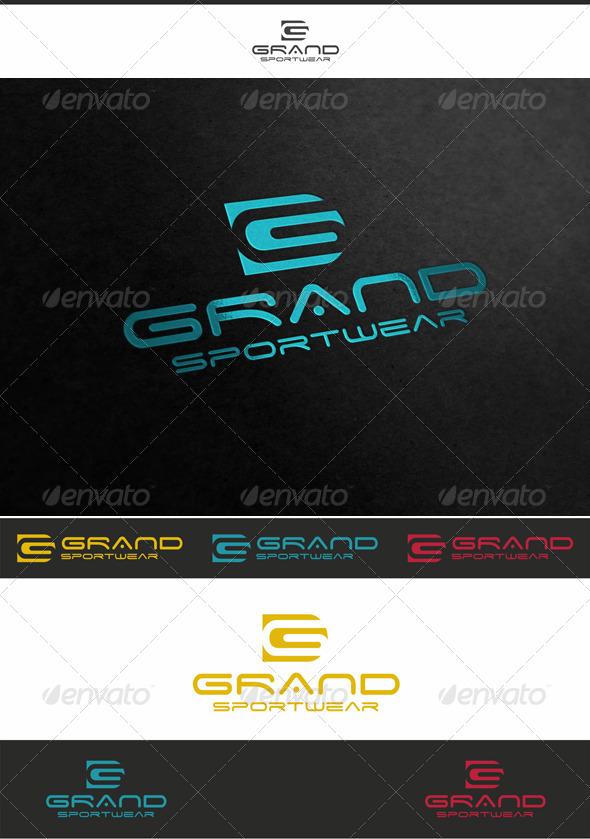 Letter G Logo - Grand