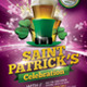 St. Patrick's Day Flyer Template - GraphicRiver Item for Sale
