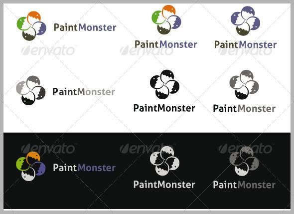 PaintMonster Logo