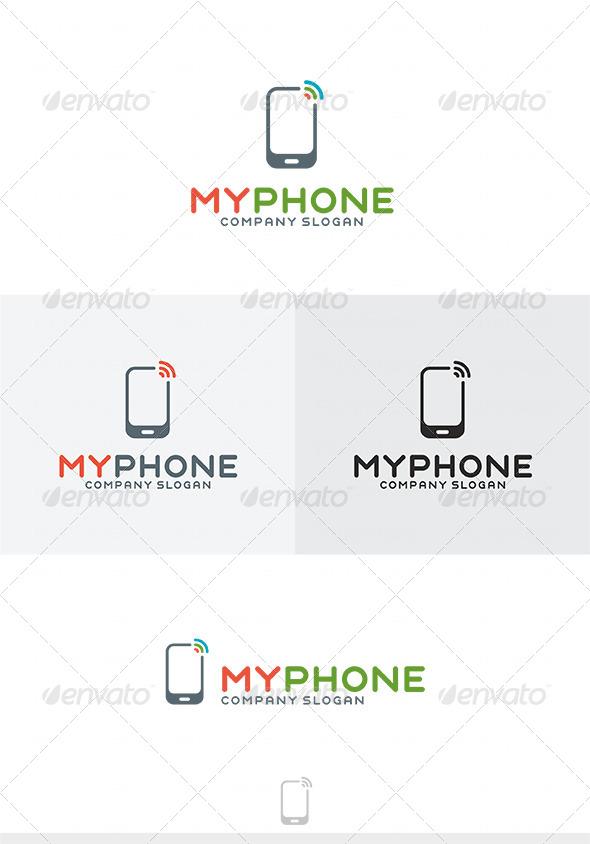 My Phone Logo