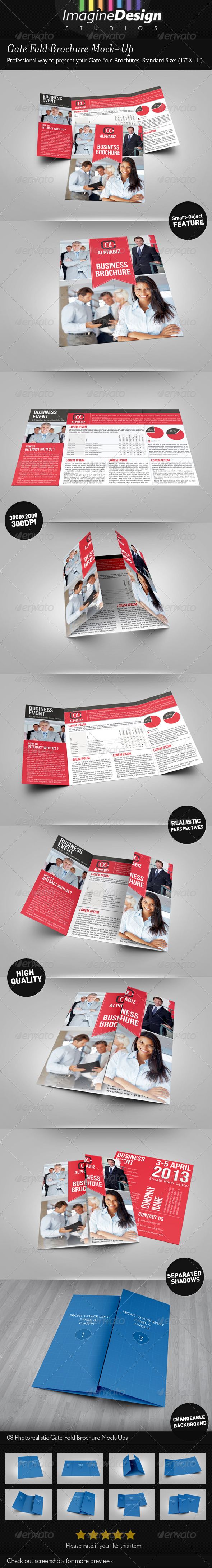 Gatefold Graphics, Designs & Templates from GraphicRiver