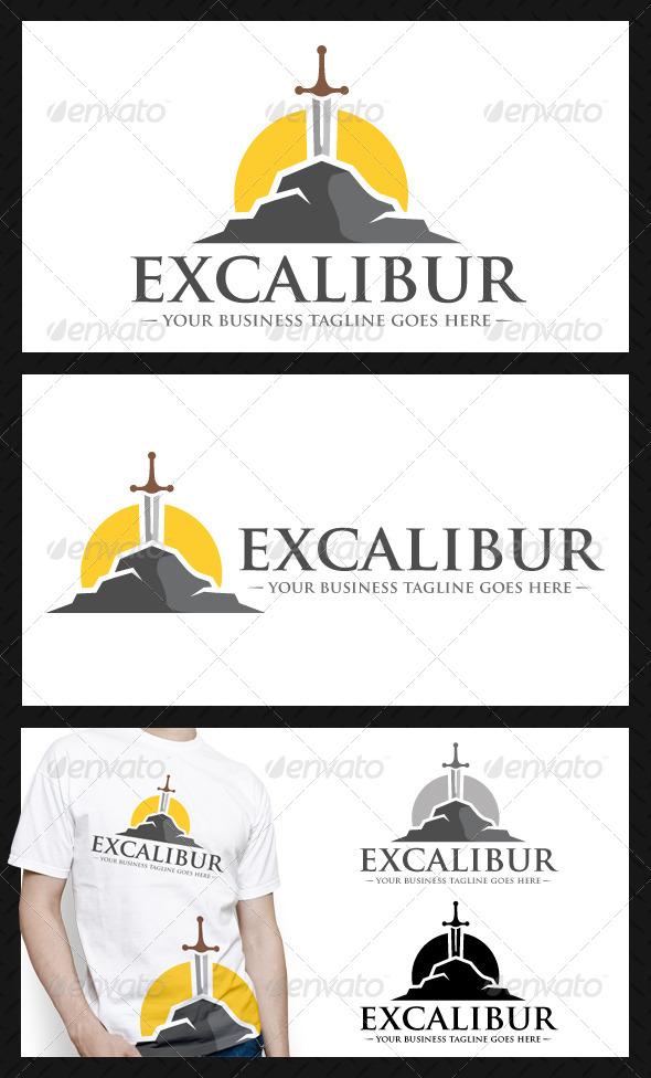 Excalibur Studio Logo Template