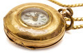 Pocket Watch Isolated on a White Background - PhotoDune Item for Sale