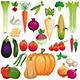 Vegetables - GraphicRiver Item for Sale