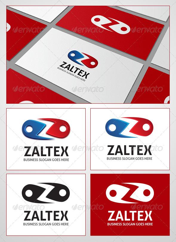 Zaltex Logo Template