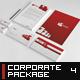 RedLogix Hosting - Corporate identity - GraphicRiver Item for Sale