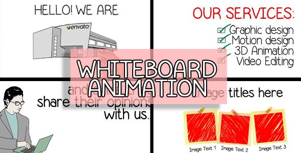 Whiteboard Animated Company Presentation