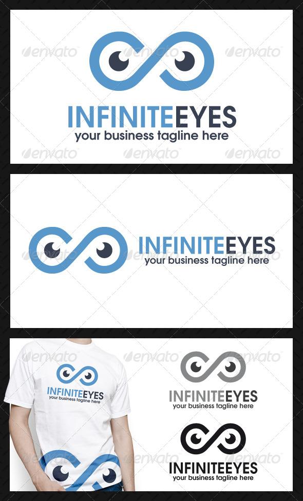 Infinite Eyes Logo Template