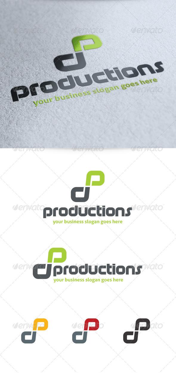 Letter P Productions Logo