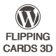 Flipping Cards 3D - Wordpress - CodeCanyon Item for Sale