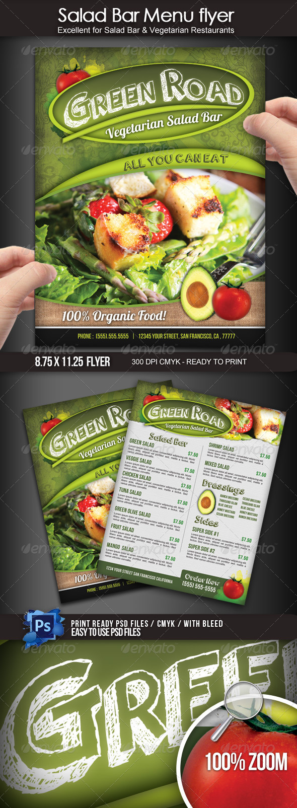 Vegan Graphics, Designs & Templates from GraphicRiver