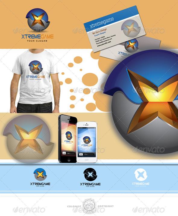 Xtremgame Logo