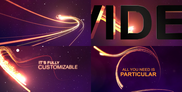 Flowing Light Streak Cracked Videohive (3 63 MB) - Nulled Script