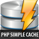 PHP Simple Cache - CodeCanyon Item for Sale