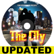 The City CD Cover - GraphicRiver Item for Sale