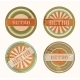 Funky Retro Labels - GraphicRiver Item for Sale